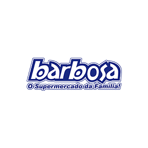 logo supermercado barbosa